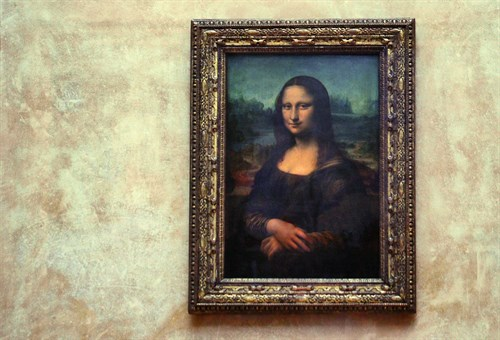 Mona Lisa - Flickr 1396696825